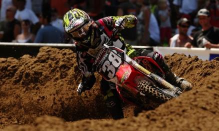 Canard venceu a segunda no AMA Motocross 2010
