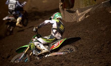 Pourcel é o líder do AMA Motocross na categoria 250