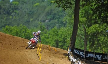Kevin Windham retornou ao AMA Motocross em Millville