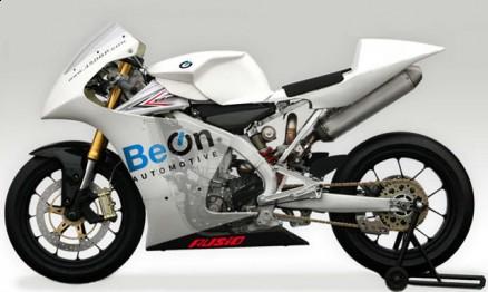 Moto de Motovelocidade a partir de uma moto de Cross