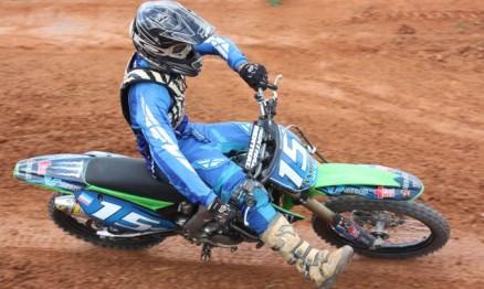 André Almeida compete nas categorias MX1 e MX2