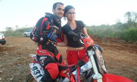 Nem só de vitórias vive um piloto de Motocross !!