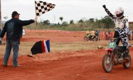 Frio marcou o Rondoniense de Velocross em Cerejeiras