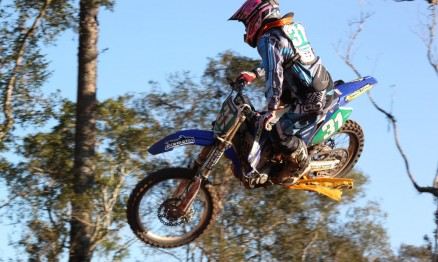 Willian representou bem a Pro Tork na categoria MX3