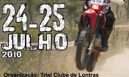 Cartaz divulgação Copa Pakato de Enduro FIM em Lontras