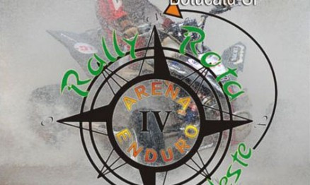 Rally Rota Sudeste começa hoje em Botucatu