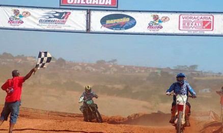 Boka venceu o Brasileiro de Velocross em Anápolis