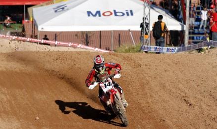 Leandro Silva venceu a MX1 em Indaiatuba