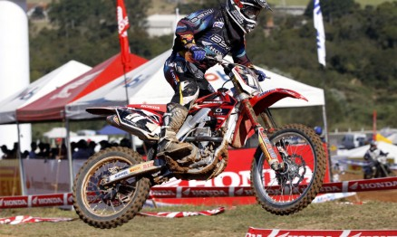 Treinos da Superliga de Motocross agitaram Indaiatuba