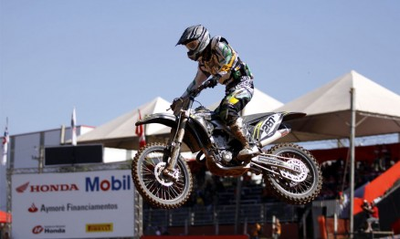 Davis foi quem venceu a disputa na categoria MX3