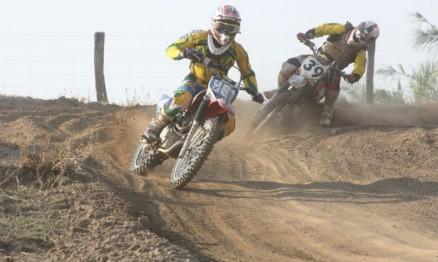 Diego disputou roda a roda com João Chagas a categoria 230