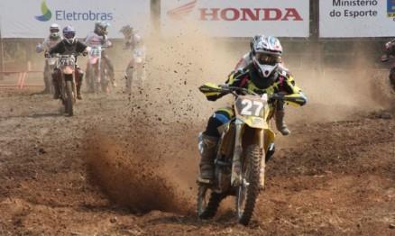 Zamboni venceu o Rondoniense de MX em Alta Floresta