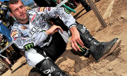 De Dycker está temporariamente fora do Mundial de MX