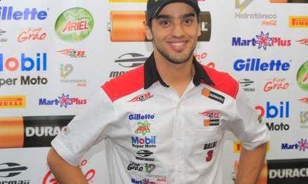 Balbi estará no Team Brasil no MX das Nações 2010