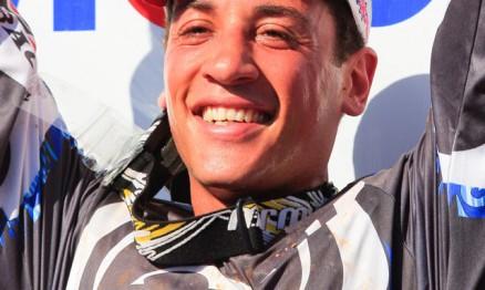 Nivaldo é o líder da Superliga de Motocross na categoria 230