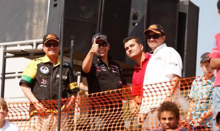 Bate papo entre os diretores da Brasil Racing e América Sports