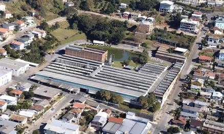 Fábrica da Rinaldi está localizada na serra gaúcha