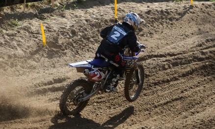 Jessica venceu mais uma no AMA Motocross Feminino