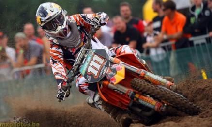 Jeffrey não correrá o GP Brasil de Motocross