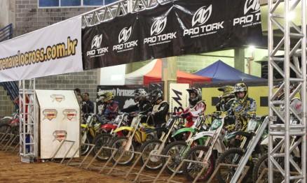 Gate do Campeonato Paranaense de Arena Velocross