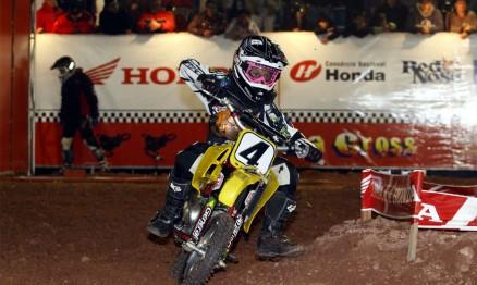 Swian foi absoluto no Arenacross em São Bernardo