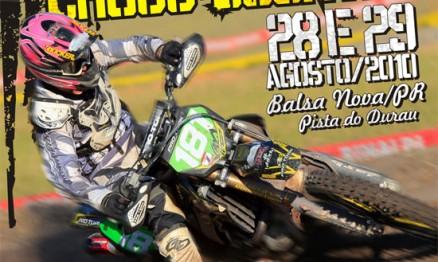 Cartaz de divulgação do Brasileiro e Paranaense de XC