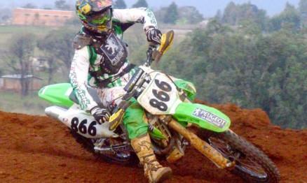 O catarinense Marcelo Maziero foi o vencedor da VX1
