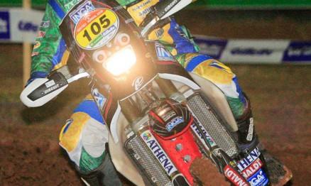 Zanol foi o mais rápido no prólogo do Sertões 2010