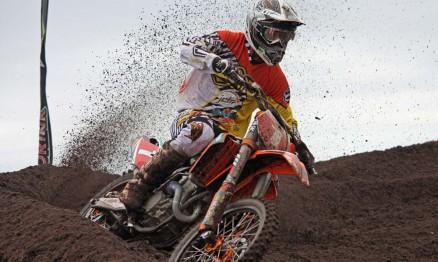 PJ Larsen é o campeão Australiano de MX 2010 na Pro Lites