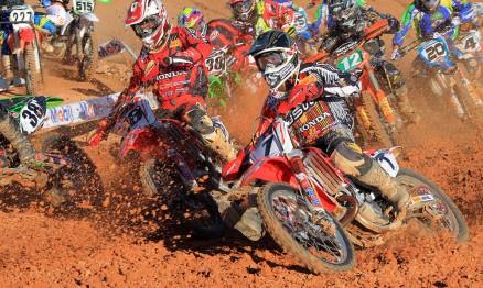 Pilotos da Honda correrão no Arenacross neste sábado