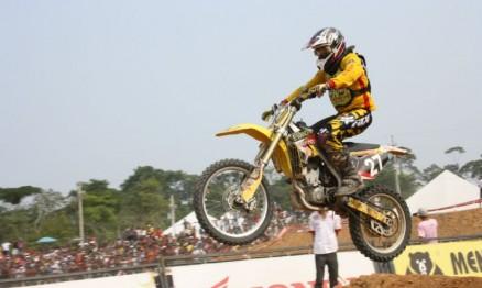 Bucioli foi o vencedor da MX3 em Machadinho