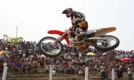 Marco Túlio é o atual líder do Rondoniense de Motocross na MX2