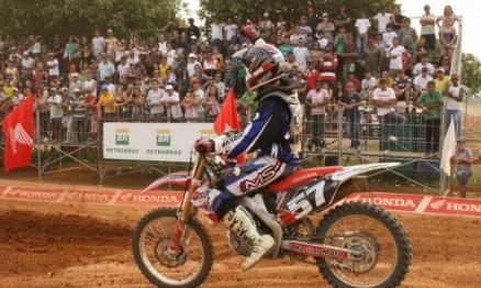 Hugo Amaral foi o vencedor da MX2 em Ariquemes