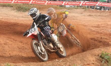 Cândido retornou ao Rondoniense de Velocross com vitória