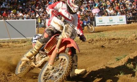 Hugo Amaral é o atual líder do Rondoniense de Motocross na MX2