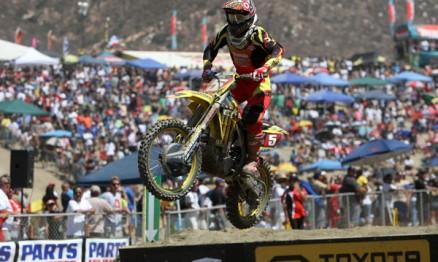 Canard é o grande campeão do AMA Motocross 250