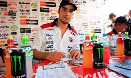 Balbi correrá a última etapa do Mundial de Motocross