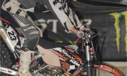 Rookstool subiu no pódio com um terceiro lugar em Indianápolis
