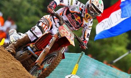 Campeão por antecipação Cairoli carimbou seu título em Lierop