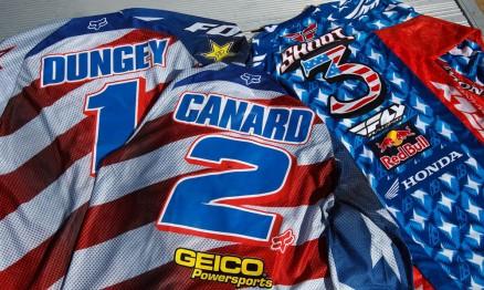 Camisas do Team USA 2010