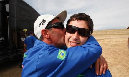 Gui conforta Ratinho após a decisão de não competir no MXDN