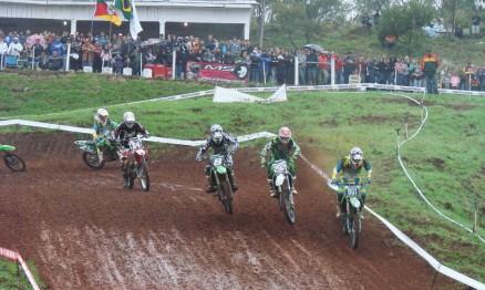 Primeira volta da categoria MX2 uma das mais disputadas da etapa