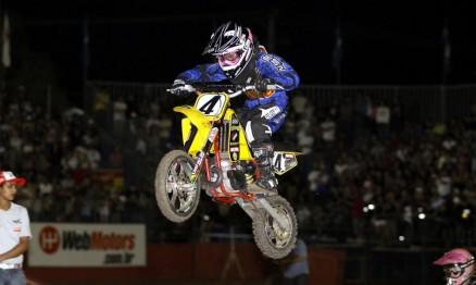 O jovem Guilherme Torres foi o vencedor da 50 em Itu