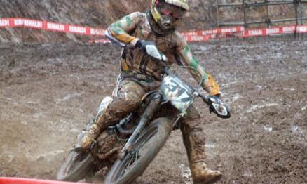 Carlos Franco venceu em quatro categorias em Sete Quedas