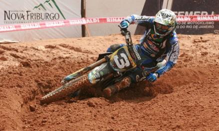 Jorge Balbi Jr. foi o mais rápido na MX1 neste sábado em Friburgo