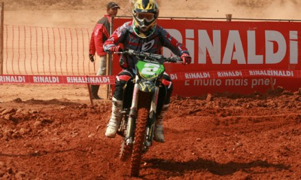 Chumbinho está de volta as disputas do Brasileiro de Motocross