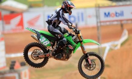Ratinho ainda sente a lesão que o tirou do Motocross das Nações