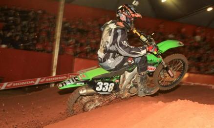 Dudu Lima em ação na última etapa do AX 2010 em Rio Preto