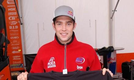 Shaun Simpson vai correr de Honda em 2011