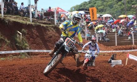 Danny Oliveira perdeu a liderança da 230 em Marau